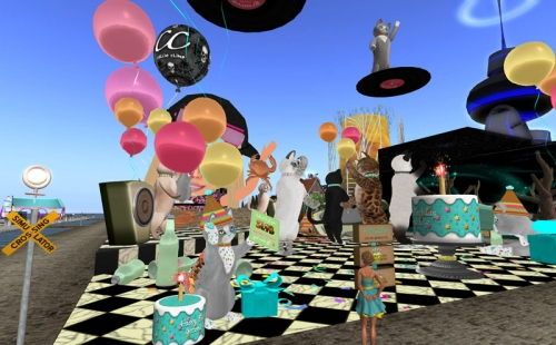 Party Cats (KittyCatS at SL9B)